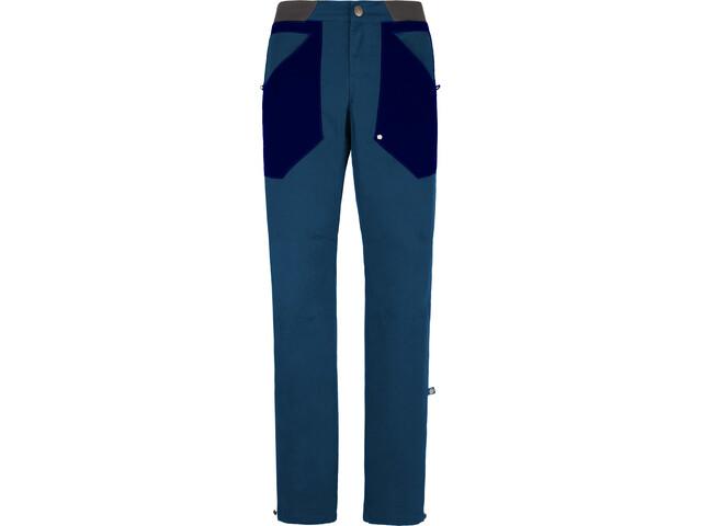 E9 Ananas Pantaloni Uomo, cobalt blue